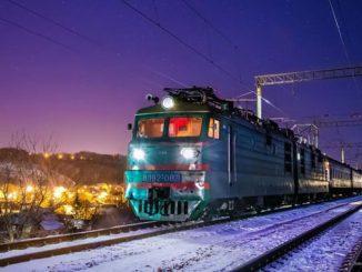 Украина, Укрзалізниця, УЗ, Николаев, Рахов, Ивано-Франковск, поезд, железная дорога