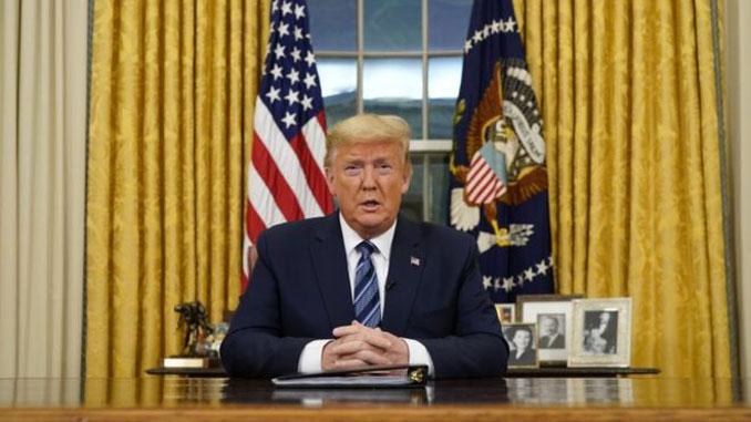 Дональд Трамп, коронавирус в США, США, Европа, ЕС, коронавирус, COVID-19, инфекция, здоровье, пандемия
