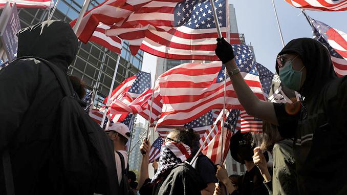 США, выборы в США, коронавирус в США