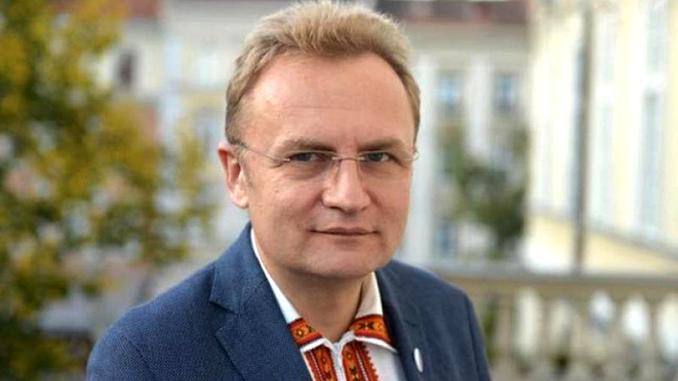 Андрей Садовой, Львов, Андрій Садовий