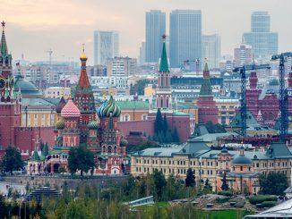 Москва, Россия, Кремль, коронавирус в России