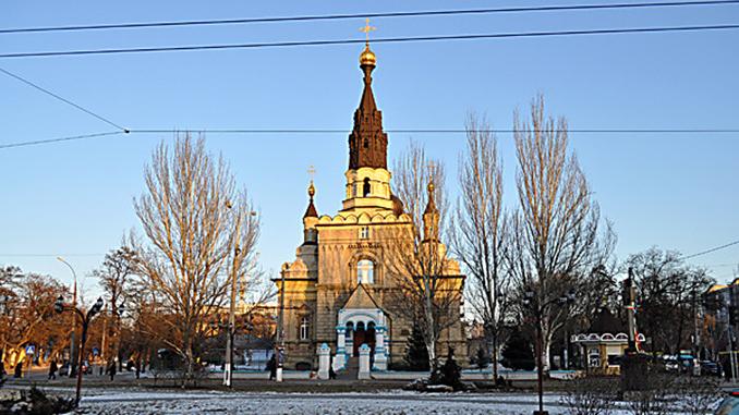 Храм на Садовой, Собор Касперовской Иконы Божьей Матери, карантин в Николаеве