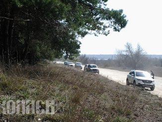 Матвеевский лес, погода в Николаеве 28 марта, карантин в Николаеве
