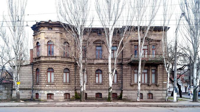 дом Корсякова