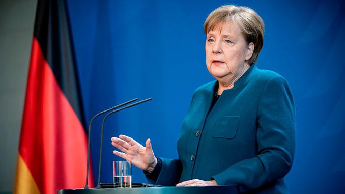 Меркель, ФРГ, Германия, канцлер, карантин, здоровье, коронавирус, COVID-19, новости