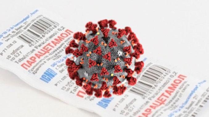 Парацетамол, Украина, Франция, коронавирус, COVID-19, здоровье, пандемия, новости, Оливье Веран