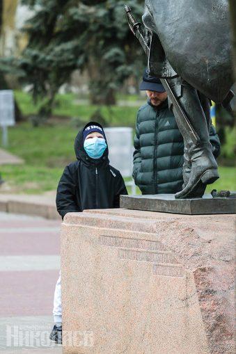 Николаев, набережная Николаева, куда пойти в Николаеве