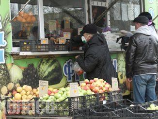 Рынки в Николаеве, торговля, МАФы, карантин