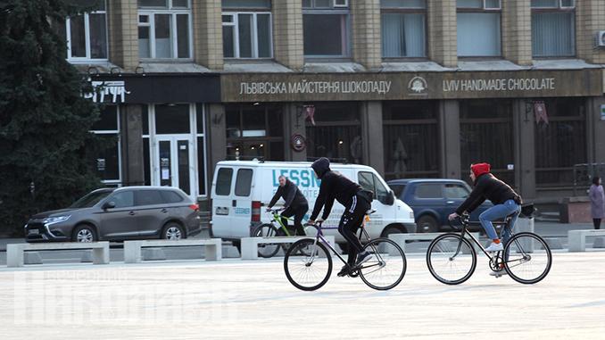 Николаев, набережная Николаева, куда пойти в Николаеве, Соборная площадь