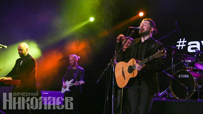 Авиатор, концерт в Николаеве, Юность