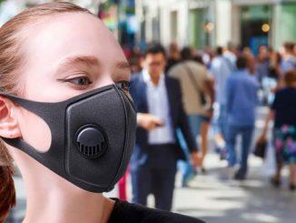 медицинские маски, карантин в Украине, коронавирус, пандемия