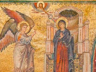 7 апреля 2020 праздник, Благовезение, религия, христианство, традиции, Благовещение, Христос, Дева Мария,
