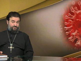 Андрей Ткачев, Пасха 2020, коронавирус