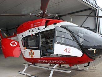 Медицинский вертолет, ГСЧС, Нацгвардия, аэромедицинская бригада, коронавирус в Украине