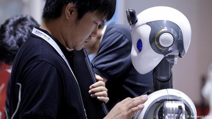Роботы, Япония