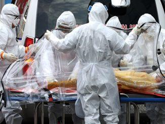 Коронавирус, коронавирус в Украине, смерть от коронавируса, похороны при коронавирусе