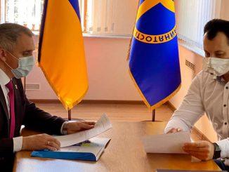 Сенкевич, карантин в Николаеве, центр занятости