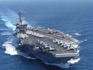 Коронавирус в США, США, коронавирус, панедемия, Теодор Рузвельт, ВМФ, ВМС, флот, авианосец, экипаж, моряки, Гуам, новости, COVID-19,