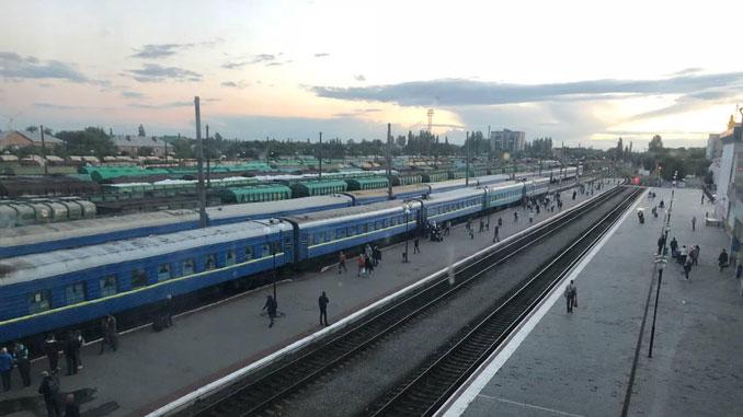 «Укрзалізниця», железная дорога, поезда, вокзал, новости, Украина, Саболевский, ж/д