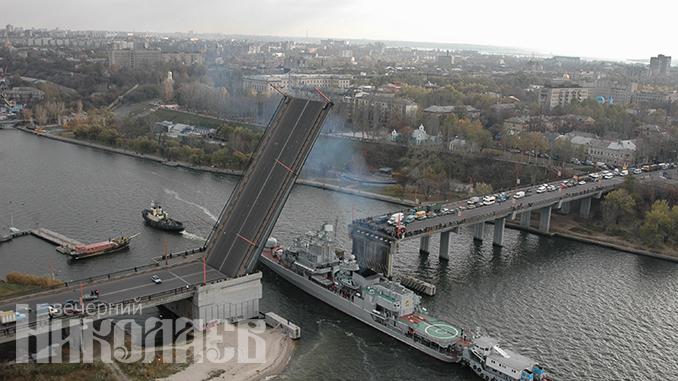 Ингульский мост, Николаев, новости, ремонт, дорога, асфальт, новая технология,