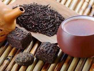 Китайский чай пуэр, чайная церемония