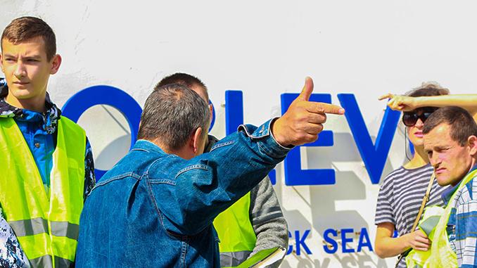 Коблево, субботник, открытие курортного сезона, море в Николаеве, Николаевская область, карантин