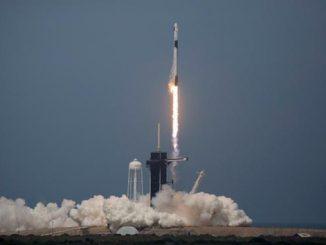Космический корабль Crew Dragon, Space X, Илон Маск, NASA