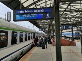 Чехия карантин, перевозки, ж/д, автобус, новости, ЕС, границы, коронавирус