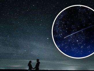 звездопад, Эта-Аквариды, метеоритный дождь, метеоритный поток, новости, астрономия, метеоры,