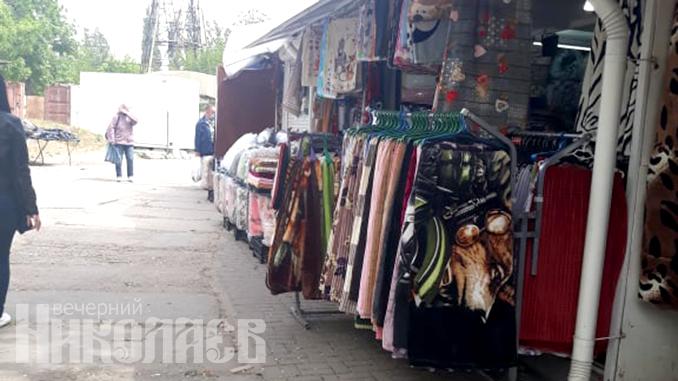 Ослабление карантина с 11 мая, карантин в Николаеве, рынок Колос, рынки Николаева