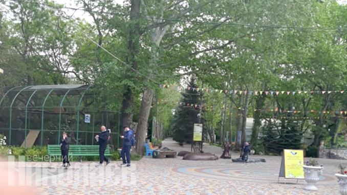 Ослабление карантина с 11 мая, карантин в Николаеве, Николаевский зоопарк
