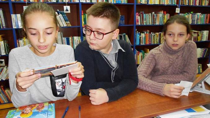 Библиотека им. Лягина, Николаев