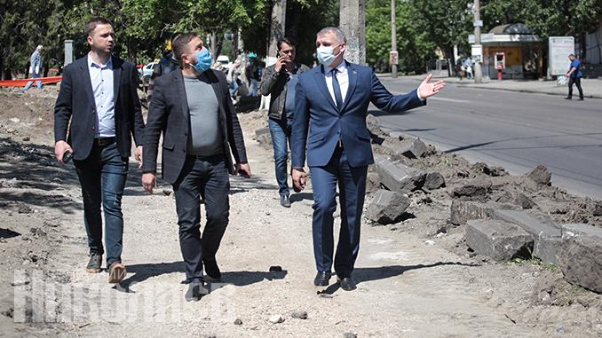 Александр Сенкевич, Сергей Коренев (с) Фото - Александр Сайковский, ВН