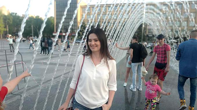 фонтан, Соборная площадь, Николаев