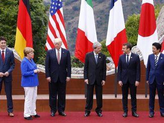 G7, группа семи, Большая семерка