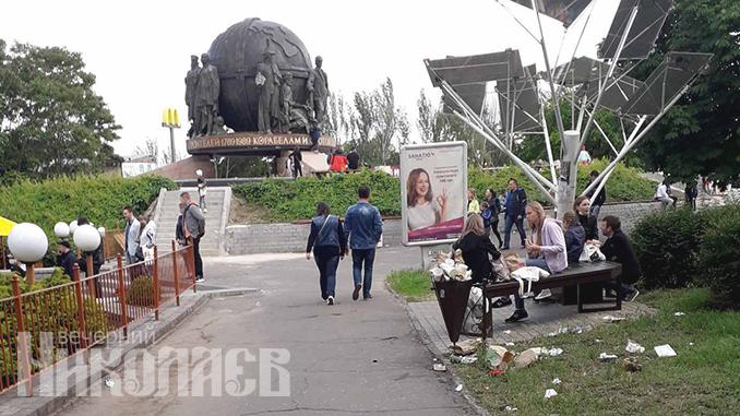 Николаев, карантин (с) Фото - Станислав Козлов, ВН
