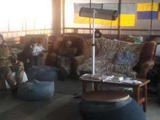 волонтерский пост на железнодорожном вокзале, Николаев, жд вокзал, АТО, ООС, ВСУ