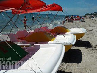 Лазурное, море, пляж, отдых (с) Фото - Анна Рубанская, ВН