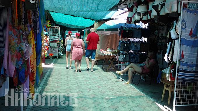 Лазурное, рынок (с) Фото - Анна Рубанская, ВН