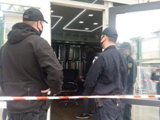 Стрельба в Одессе, новости, полиция, стрельба, перестрелка, конфликт, криминал, 7-й километр, Одесса,