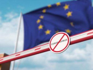ЕС, Европа, границы, коронавирус, пандемия, Украина, новости, туризм, Еврокомиссия, Шенген