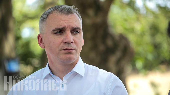 Александр Сенкевич (с) Фото - Александр Сайковский, ВН