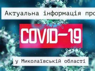 В Николаевской области COVID-19, новости, Николаев, Николаевщина, коронавирус, карантин, пандемия, эпидемия, COVID-19, здоровье