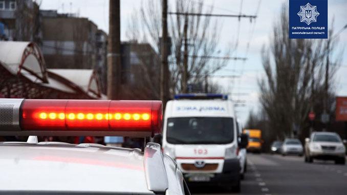 водители уступают дорогу, Николаев, полиция, ПДД, правила, спецтранспорт, спецсигналы, новости, авто, дороги