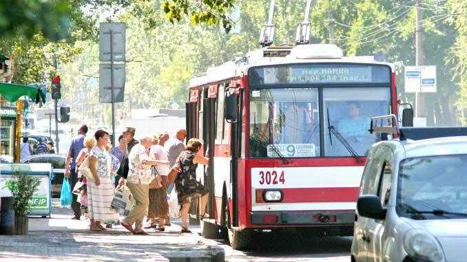 Троллейбусы вокруг Намыва, новости, Николаев, Намыв, троллейбус, электротранспорт, коммунальный транспорт, Сенкевич