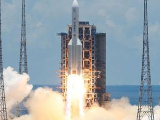 Китай запустил миссию на Марс