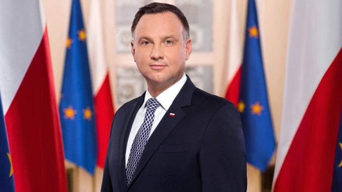 Анджей Дуда, выборы, Польша, новости,