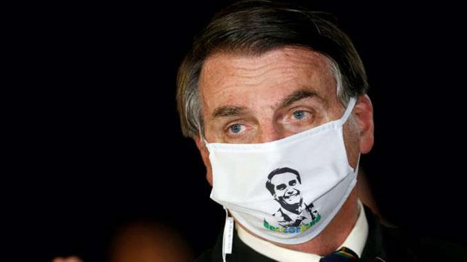 Президент Бразилии, Жаир Болсонару, новости, коронавирус, Бразилия, пандемия, новости, изоляция, карантин
