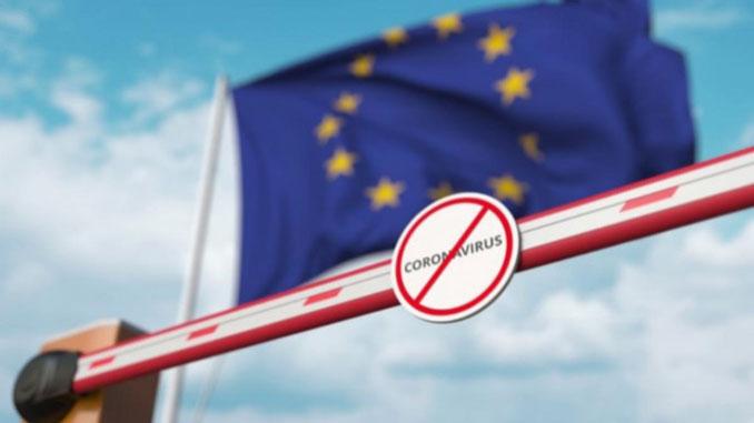 Украину в список стран, новости, ЕС, Европа, Евросоюз, Украина, границы, пандемия, коронавирус