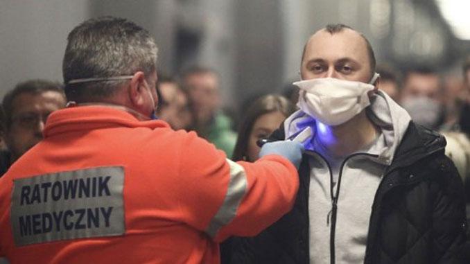 Польша, Украина, работа, новости, работники, тесты, коронавирус, пандемия, COVID-19, эпидемия, Цихоцкий,